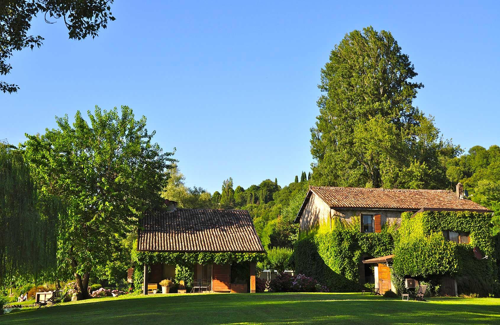 Realizzazione parchi brescia mantova verona 3g giardini - La finestra sul giardino ...